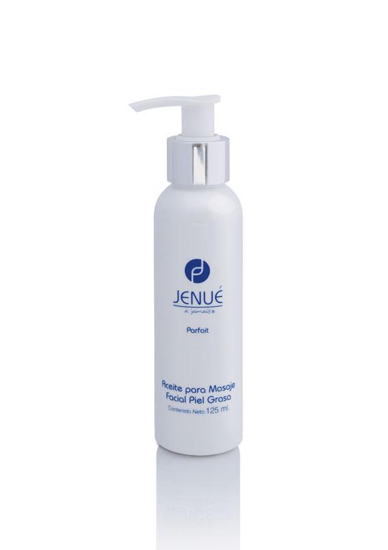 aceite para masaje facial piel grasa, jenue parfait