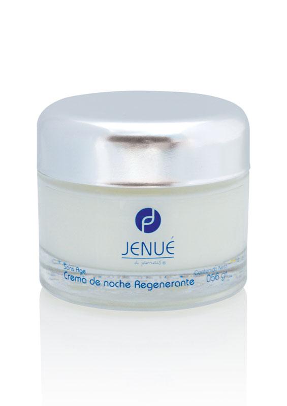 crema de noche regenerante, jenue sans age