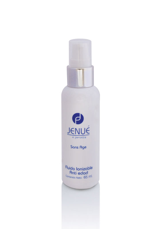 fluido ionizable antiedad jenue sans age